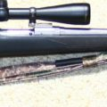 Savage - Model 16, .243 Win rifle.  $450.00