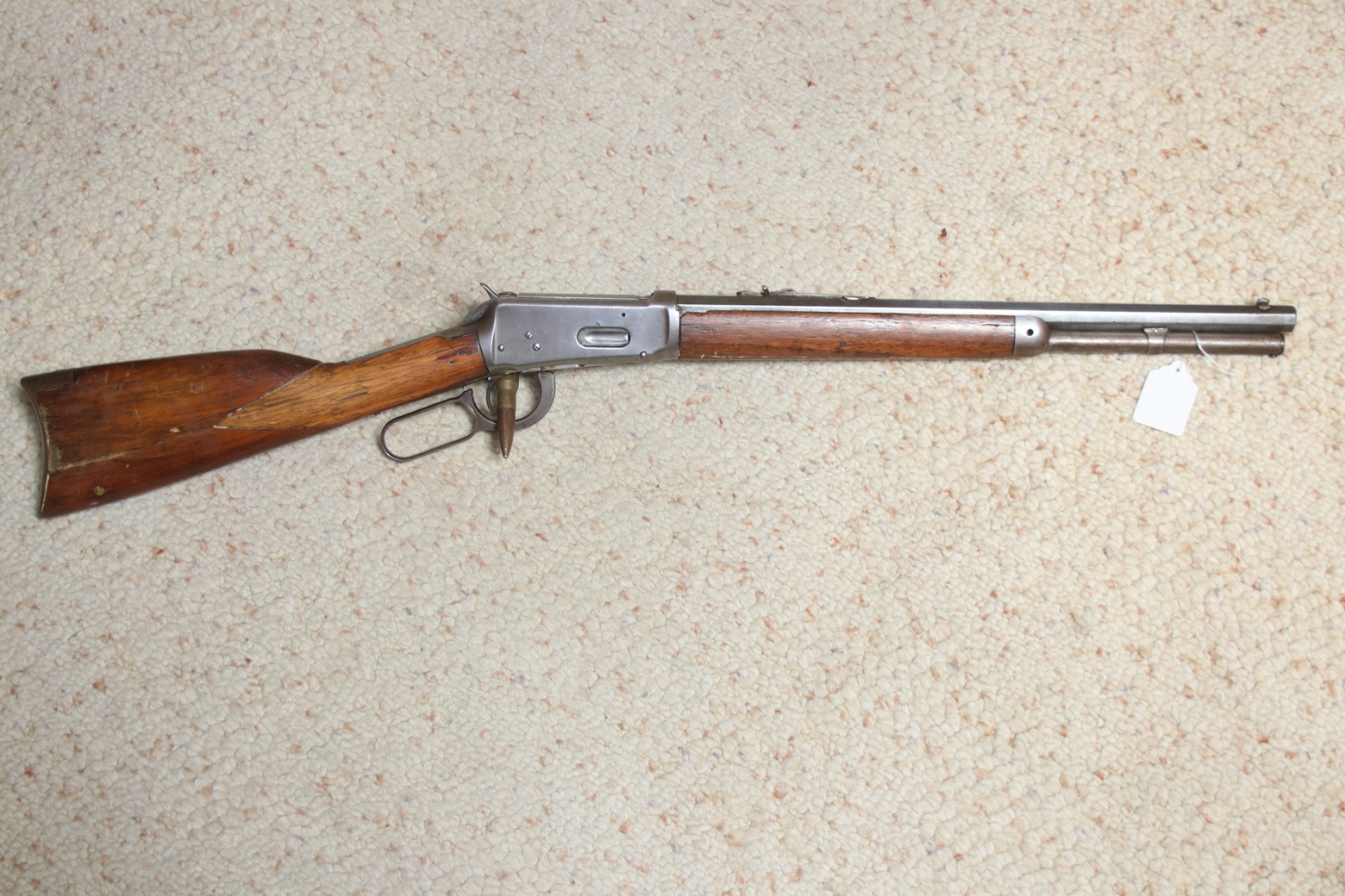 Winchester - 1894, 30-30 rifle...