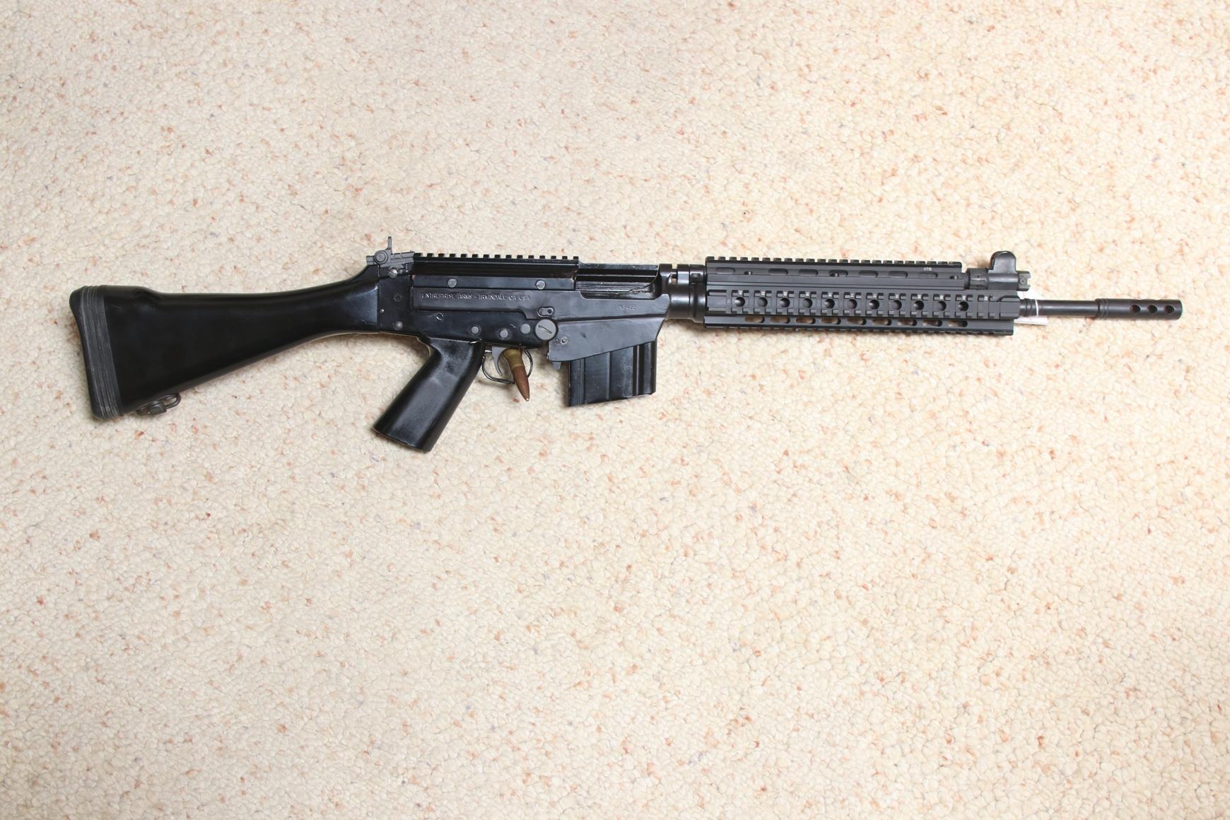 Enterprise Arms - Type 3 (L1A1), 5 62 ( 308) rifle  $700 00