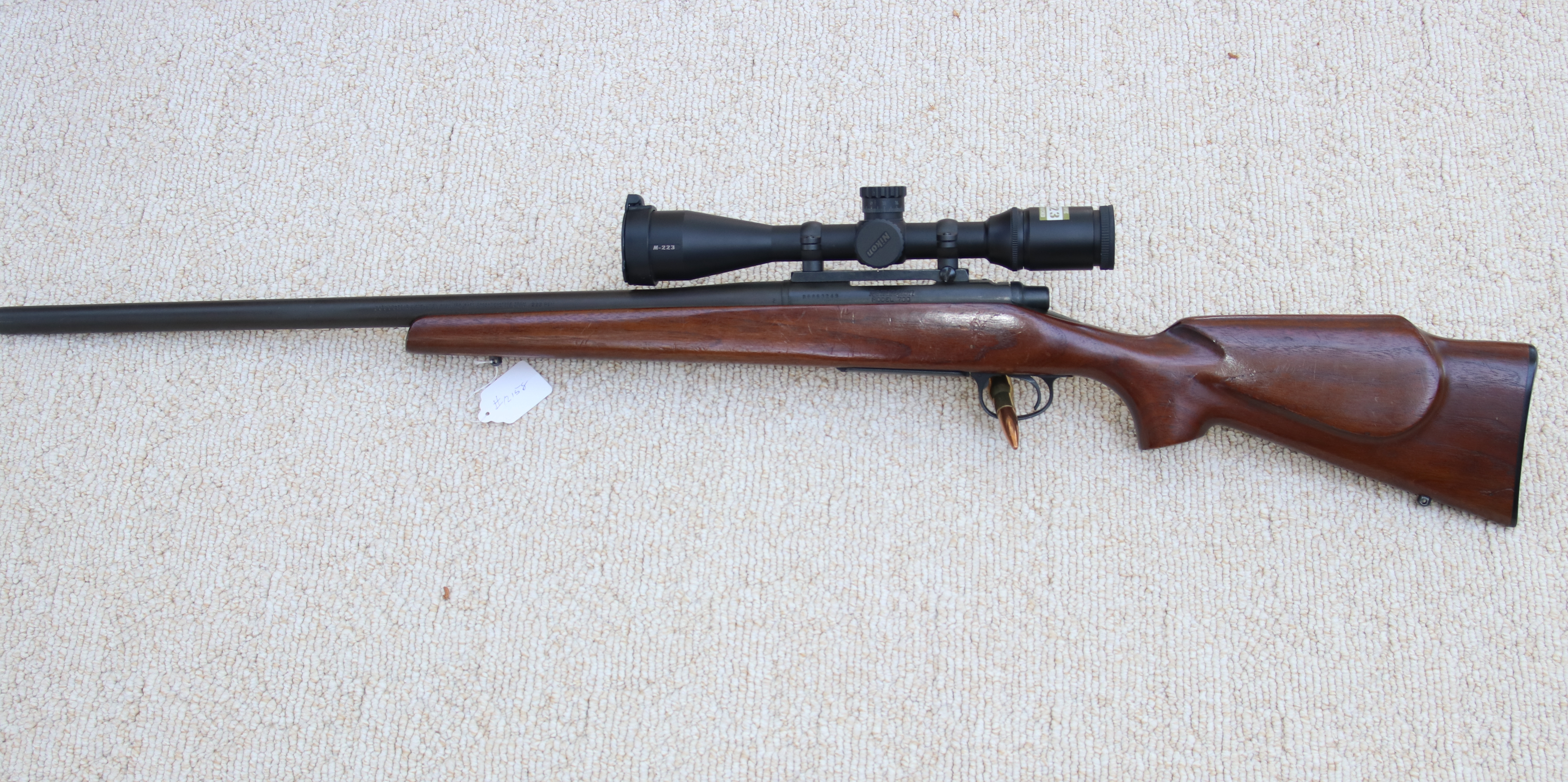Remington - 700,  223 Rem, rifle  $625 00 SALE PENDING | De Chiel