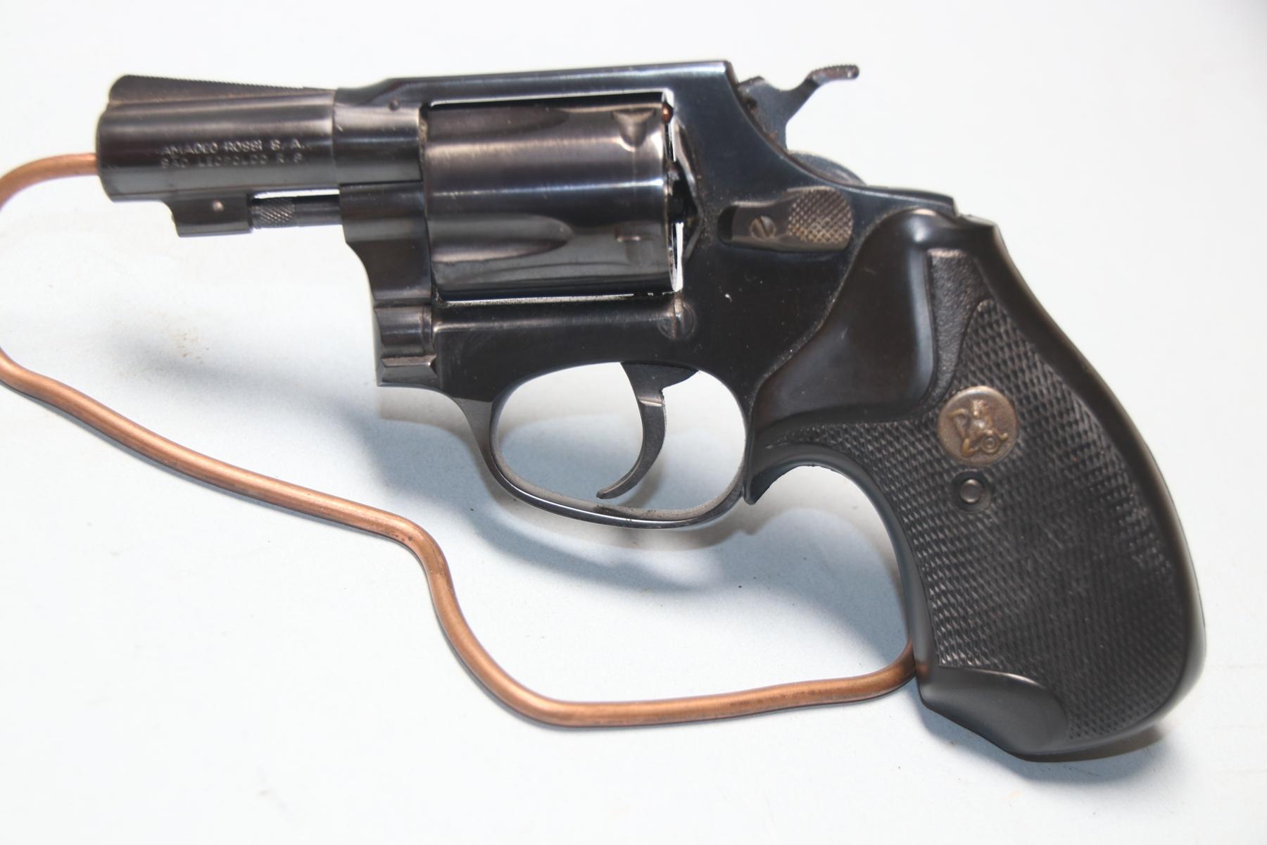Rossi - M685,  38 Special Revolver  $225 00 SOLD | De Chiel