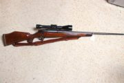 Weatherby  -  Mark V, 7mm Mag., rifle.  $850.00  REDUCED