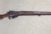 Enfield  -  No4 MK1, 303 Britt rifle.  $500.00  SOLD