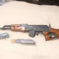 MAADI - Egyptian RPM AK-47, 7.62 X 39 rifle.  $1,500.00  SOLD