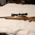 Mauser – 98 Mauser Custom rifle in .243 Winchester.  $695.00