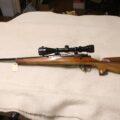 Mauser – 98 Mauser Custom rifle in .243 Winchester.  $695.00