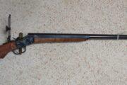 Lone Star Rifle Company - Rolling Block 45-70 rifle.  $3,400.00 - $5,400.00