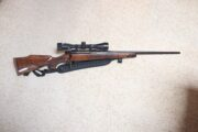 Weatherby  -  Vanguard .257 Weatherby Magnum rifle.  $700.00