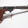 High Standard - Supermatic Trophy.,  semi-auto .22LR pistol.  $875.00  SOLD