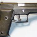 Sig Sauer  -  P6, 9mm pistol.  $550.00
