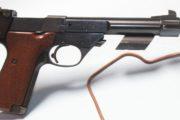High Standard  -  Supermatic, .22LR Pistol.  $795.00