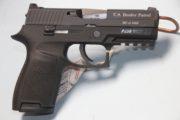 Sig Sauer  -  P250, 40 S&W pistol.  $495.00  (LE ONLY)