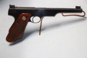 Colt  -  Match Target, .22RL Pistol.  $3,350.00