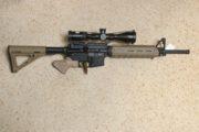 Del-Ton -  DTI  16, 5.56 rifle.  $775.00  SOLD