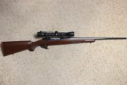 Ruger  - M77, 30-06 rifle.  $550.00