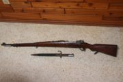Mauser  -  1908 Brazil, 7X57mm rifle.  $775.00