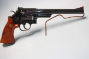 Smith & Wesson  - 29-5 Hostiles, 44mag revolver.  $1800.00 AVAILABLE NOW.