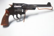 Smith & Wesson  - .38/44, 38 Special revolver.  $2,275.00