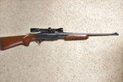 Remington  -  760, pump action 30-06 rifle.  $425.00  SOLD
