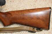 CZ  -  512, .22Mag rifle.  $475.00  SALE PENDING