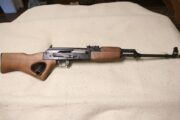 Norinco  -  NHM-91, AK-47, 7.62 X 39 rifle.  $1,550.00  SOLD