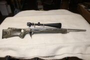 Howa – 1500 Varminter, 308 Win rifle.  $850.00  SOLD