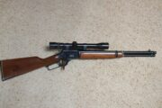 Marlin  -  1894, lever action rifle, .357 Mag.  $895.00  SOLD