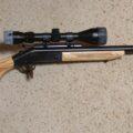 "Harrington & Richards  -  Model SB2 ""Ultra"", .223 rifle.  $450.00"